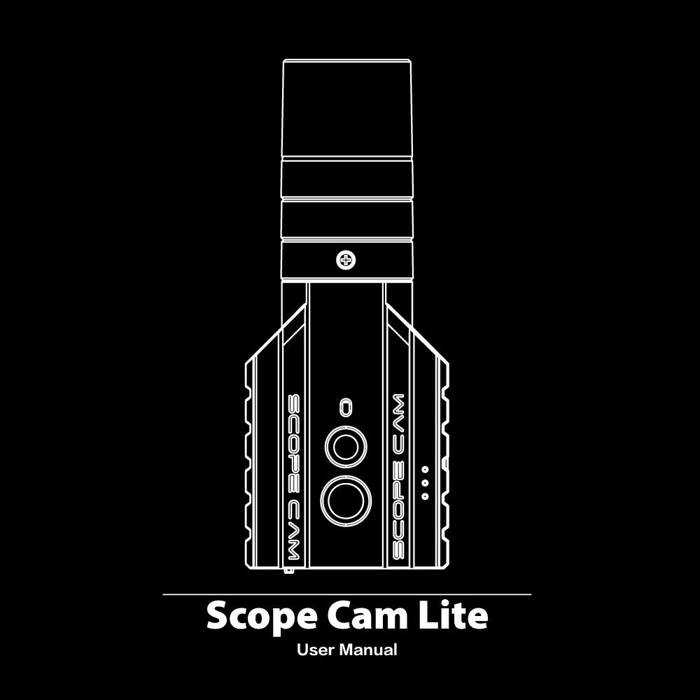 RunCam Scope Cam Lite Manual