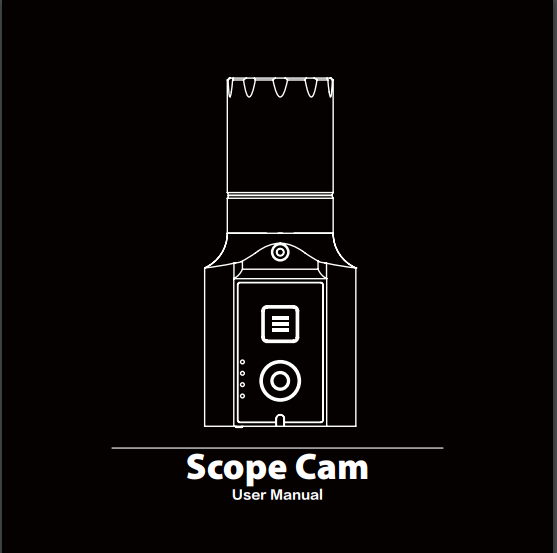 RunCam Scope Cam Manual