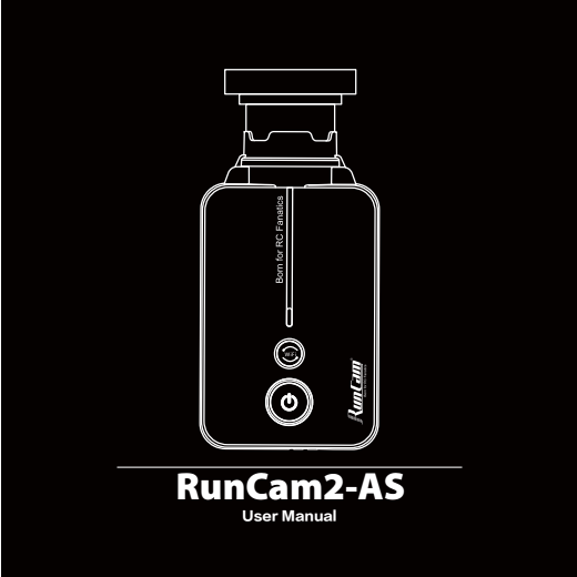RunCam 2 Airsoft Version Manual