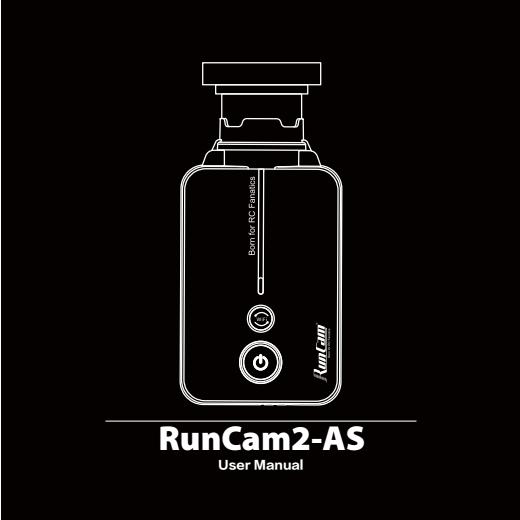 RunCam 2 Airsoft Version Manual