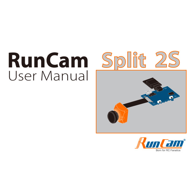RunCam Split 2s Manual