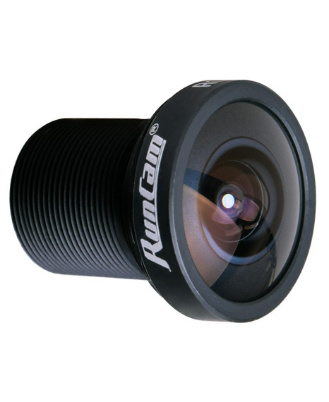 RunCam RC25G FPV Objektiv 2.5mm ,FOV140 Weitwinkel ,für Swift Swift2 PZ0420 SKY Gopro Hero2