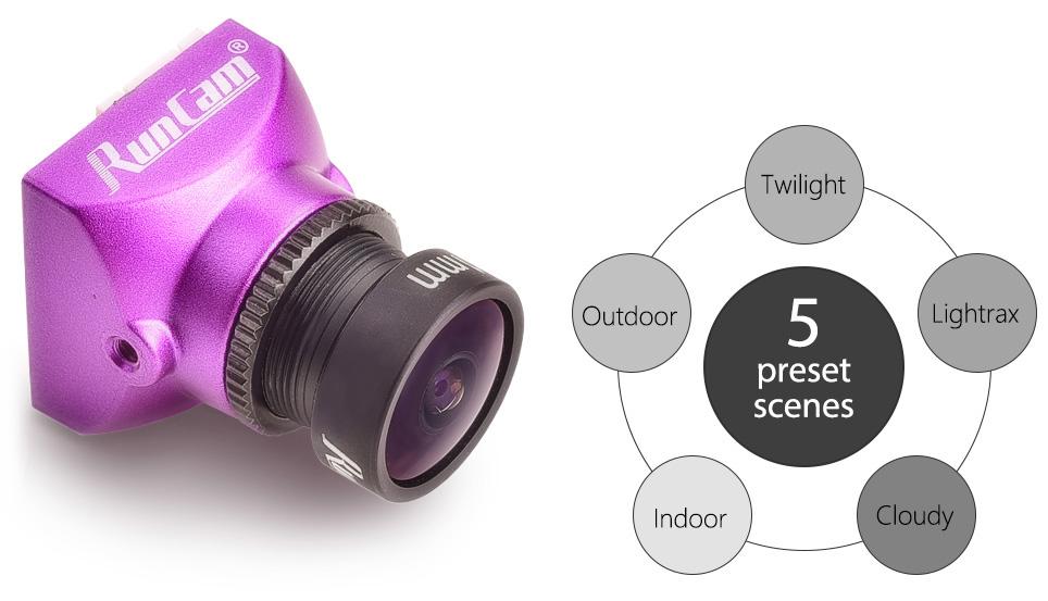 RunCam Micro Sparrow 2 Pro