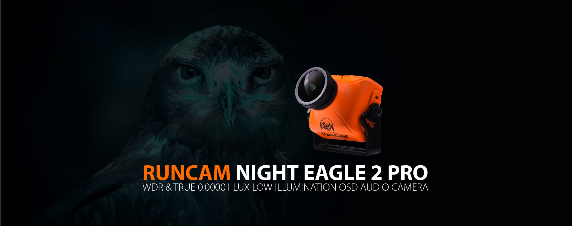 RunCam Night Eagle 2 PRO - RunCam FPV Store