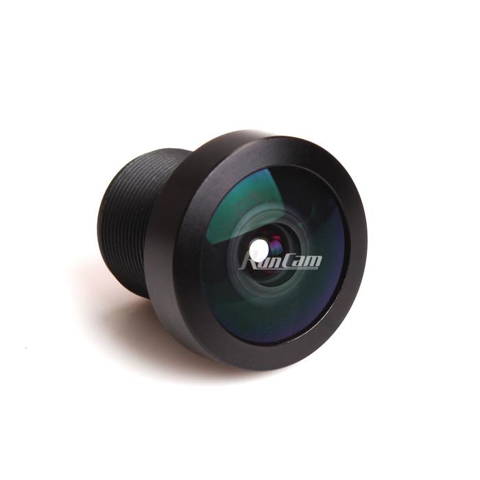 """FOV 150 Degree 1/2"""" 2.5mm Wide Angle, FPV Camera Lens RunCam Owl Plus"""