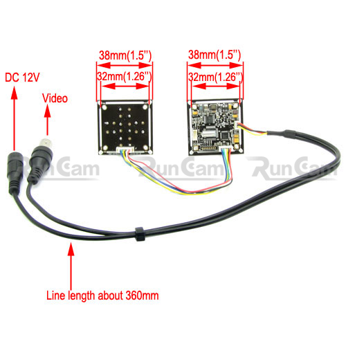 wiring diagram color code for security camera  u2013 powerking co