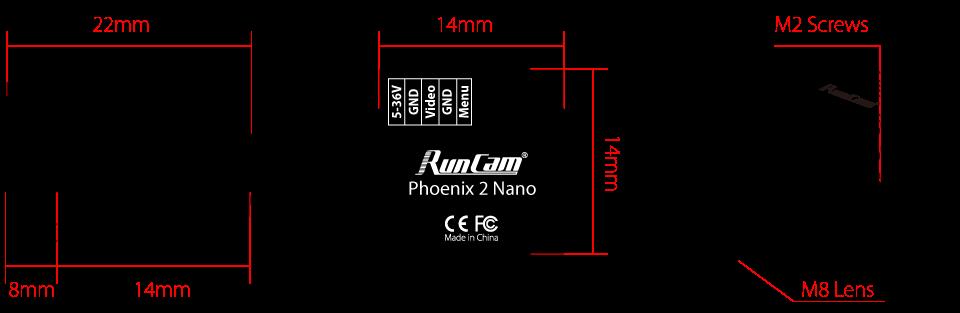 RunCam Phoenix 2 Nano