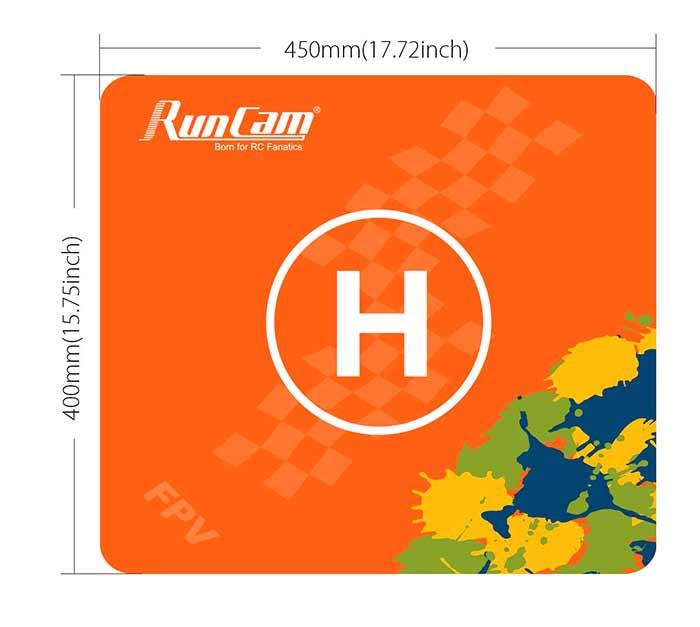 RunCam landing/takeoff pad