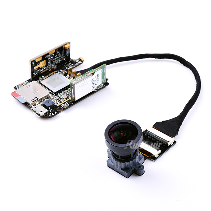 Customized lens, extension cable, for RunCam 2