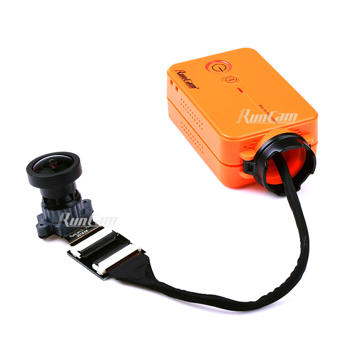 Customized lens, extension cable ,for RunCam 2