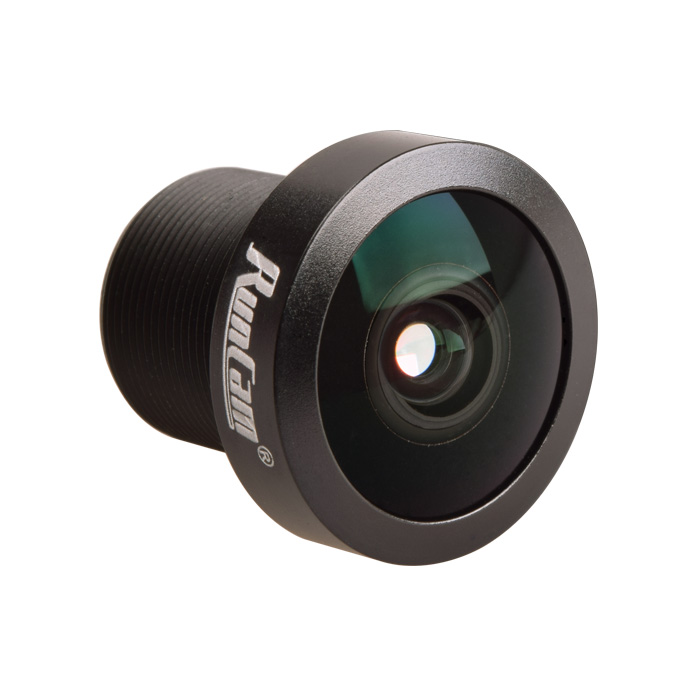 "FOV 140 Degree 1/1.8"" 2.5mm Wide Angle, FPV Camera Lens, RunCam Eagle 4:3"
