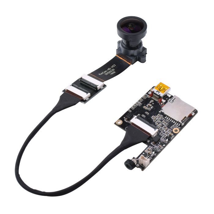 Customized lens, extension cable,for RunCam HD