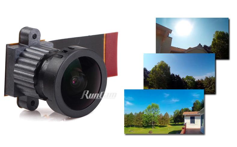 F2.8 aperture, lens, module for, RUNCAMHD