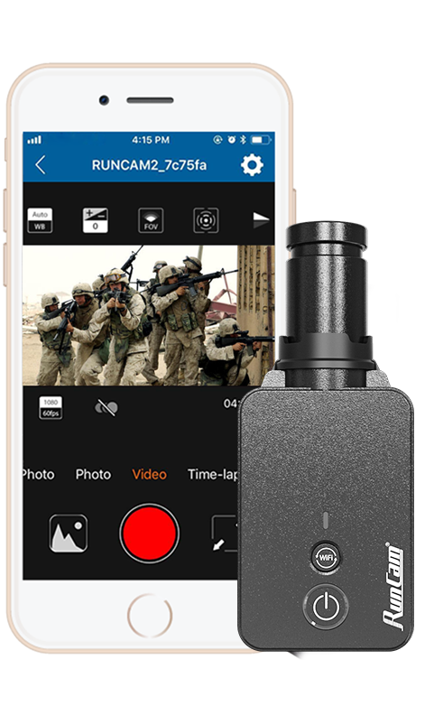 RunCam 2 Airsoft Version