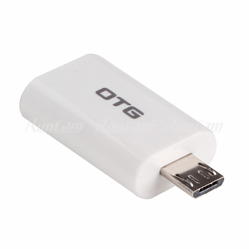 Micro USB, USB2.0, OTG Adapter, RunCamHD, Android