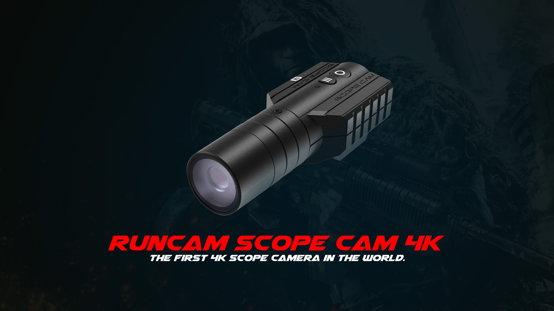 RunCam Scope Cam 4K