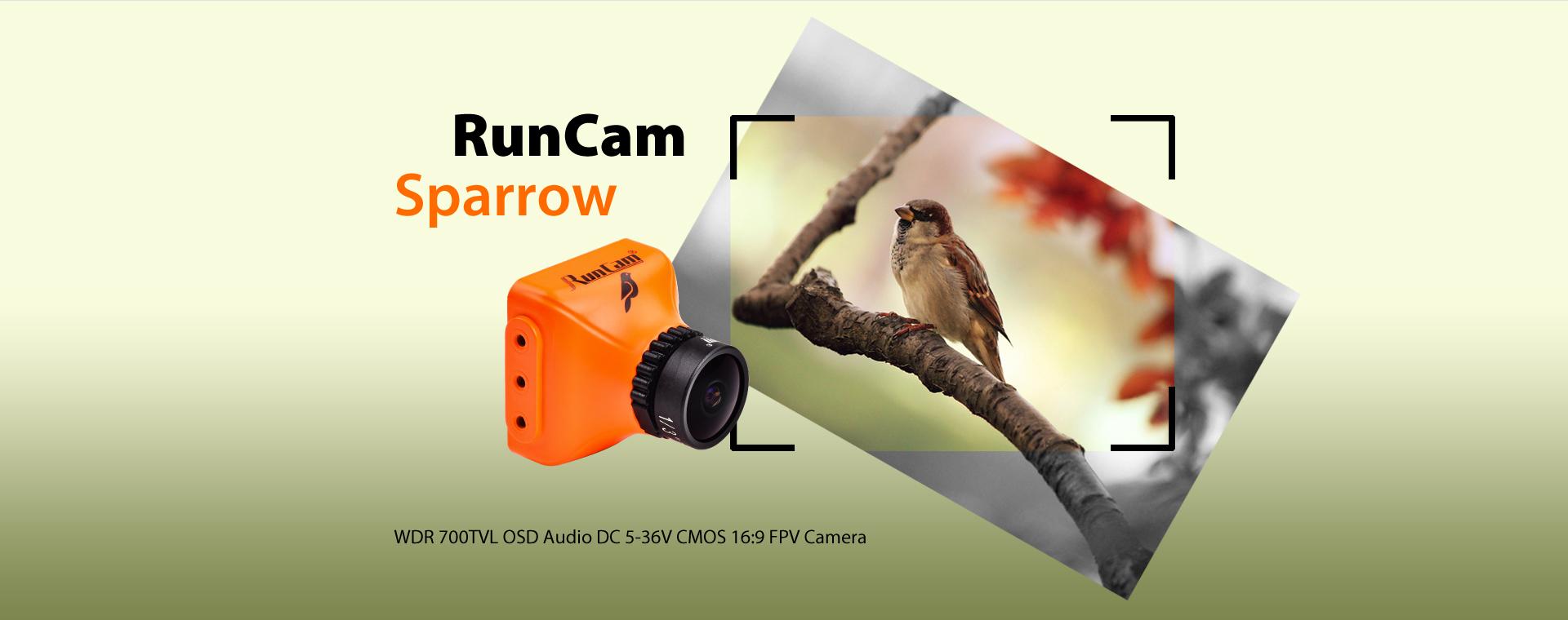 RunCam Sparrow